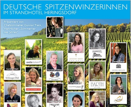 Germany's Female Winemakers