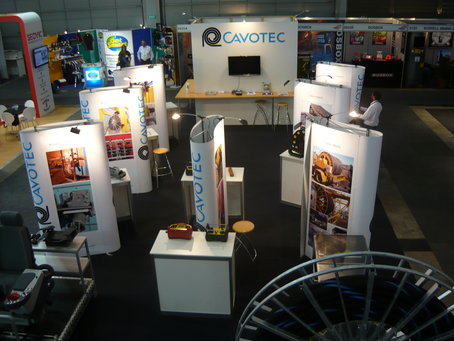Cavotec Australia review and thanks following recent #AIMEX show #mining